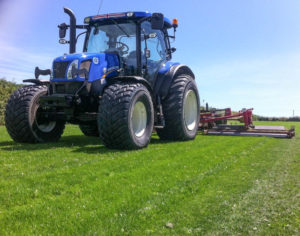 Tavy Turf Tractor 1