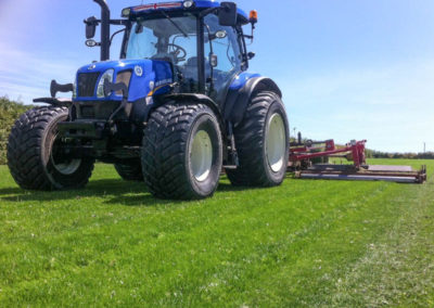 Tavy Turf Tractor 1