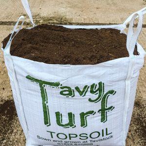 Tavy Turf Topsoil Dumpy Bag