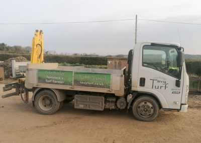 New Delivery Truck